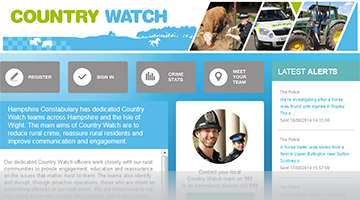 Hampshire Country Watch