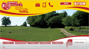 Rural Alert Thames Valley